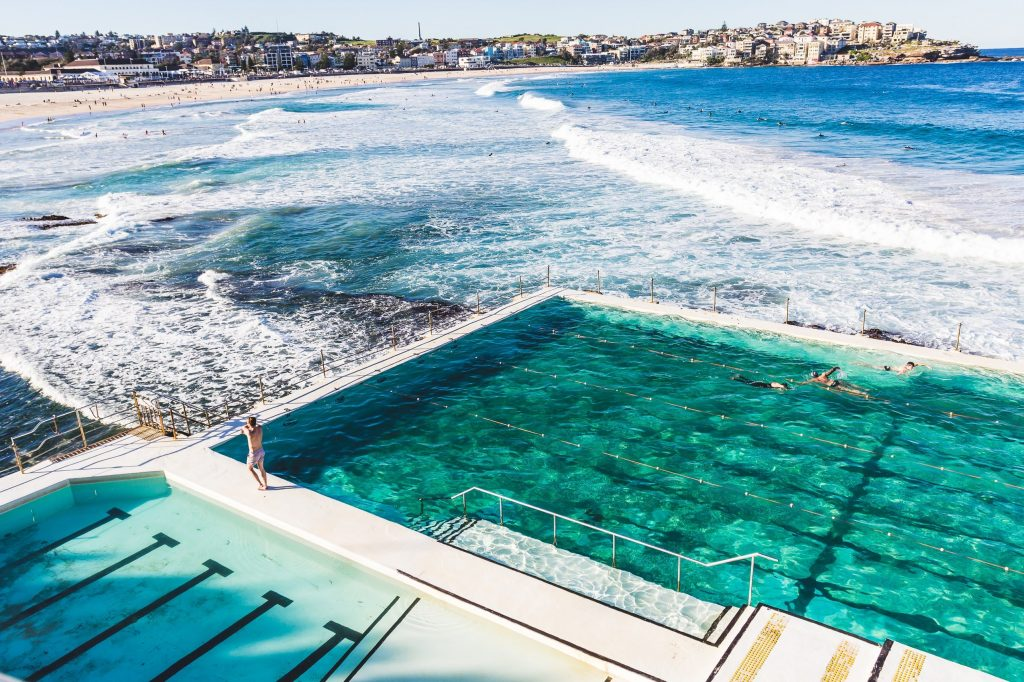 Bondi Beach stock
