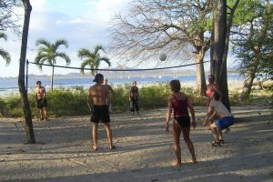 Students in Tamarindo
