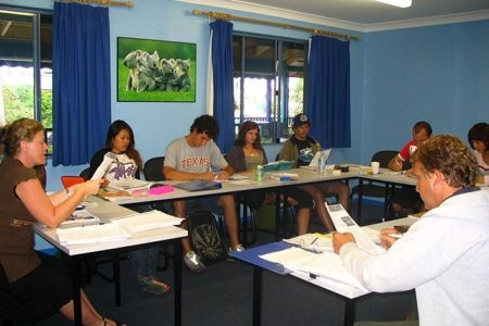 English classes in Byron Bay