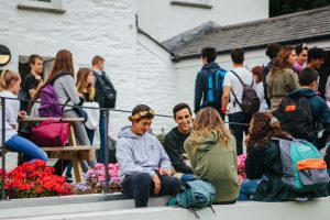 Students in Cornwall
