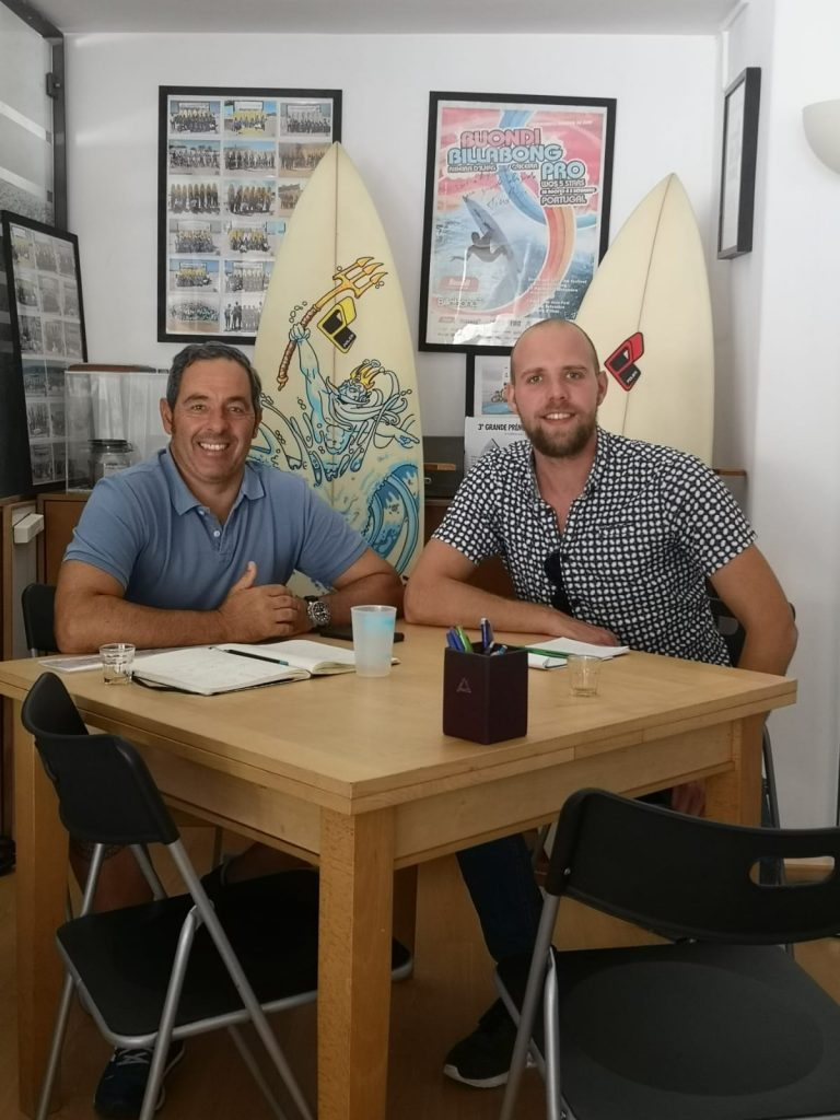 SurfaWhile Meets Surfrider Foundation Lisboa1
