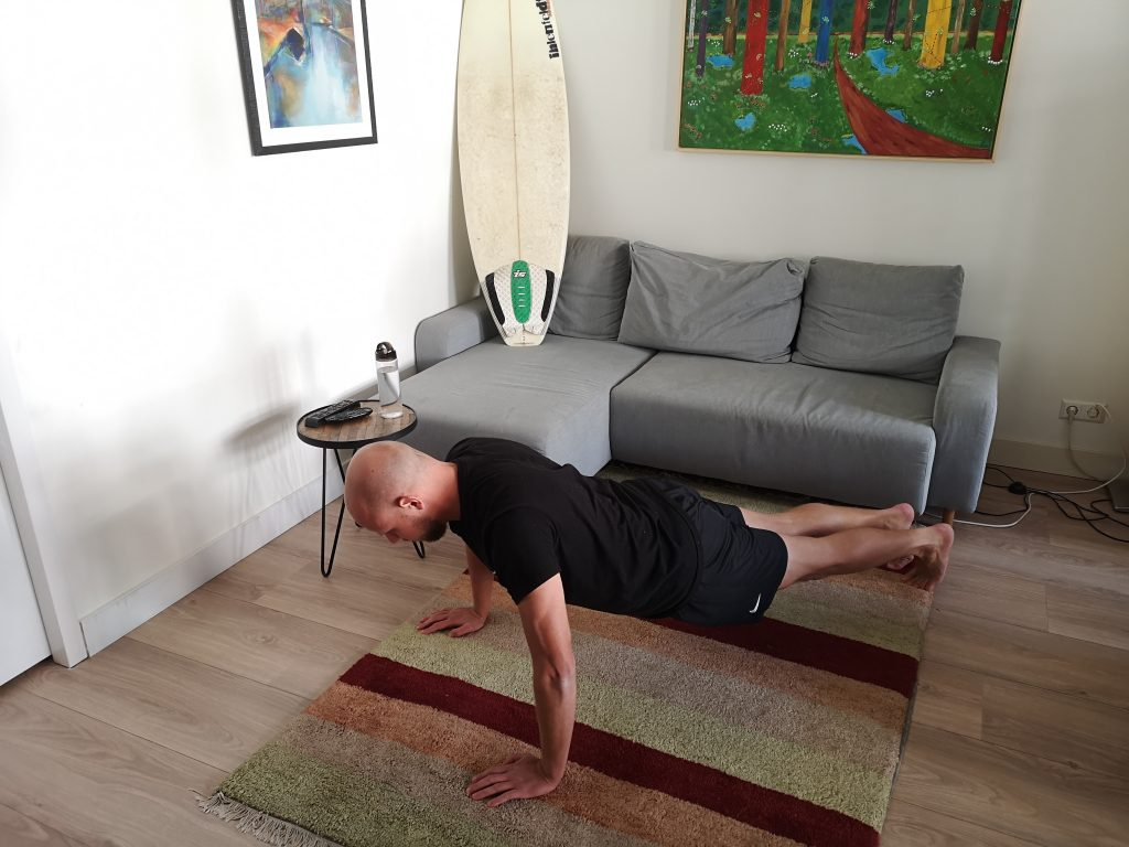 SurfaWhile Fitness push-up up